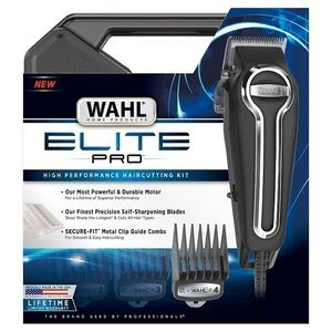 Wahl Clipper Elite Pro High-Performance Haircut